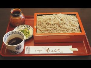 CRAZY FOOD JAPANが「How soba are made from scratch | buck wheat noodles」を公開