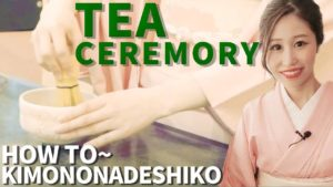 KIMONO NADESHIKO CHANNELが「How to Prepare Matcha/Green Tea | Reika Yasuhara |」を公開