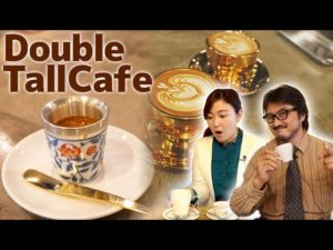 CRAZY FOOD JAPANが「Chatting with an inventor of the world's first espresso machine ( Saito Shojiro)  TXPRESSO」を公開