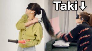 Hina(FAKY):Hina Tubeが「Takiと気配斬りしてみたら面白すぎた」を公開