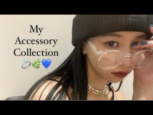Hina(FAKY):Hina Tubeが「【アクセサリー紹介】お気に入りのネックレス、ブレスレット、指輪を紹介します!【全点13点】」を公開